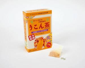 Ukon (Turmeric) Tea