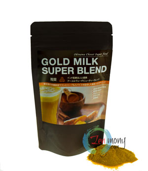 Gold Milk Super Ukon Blend