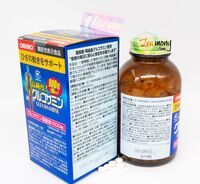 High Purity Glucosamine in Tablets by ORIHIRO_1
