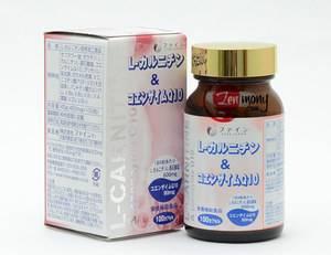 L-Carnitine & Coenzyme Q10