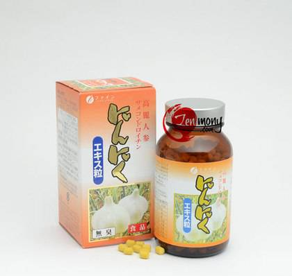 Garlic Extract Tablets