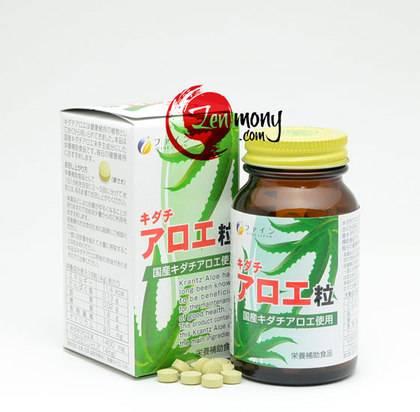 Tabletas de Aloe