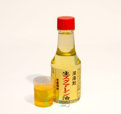 Squalene - Miyakojima Deap Sea Shark Liver Oil