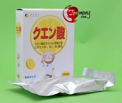 Лимонная кислота_0