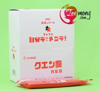 Citric Acid RED_0