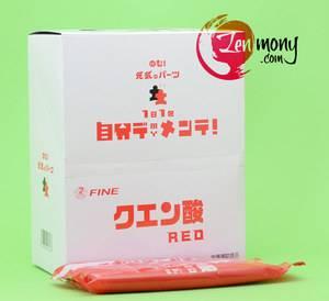 Citric Acid RED