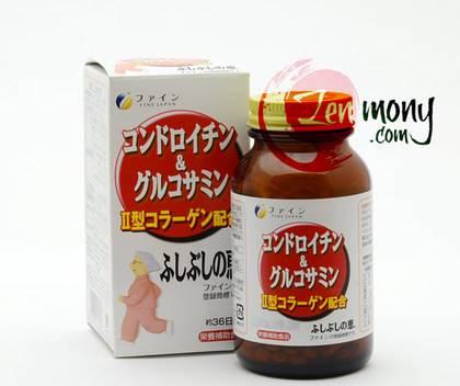 軟骨素&葡萄糖