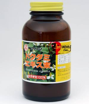 Сухой экстракт японского докудами