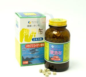 Kelp Root Extract Tablets