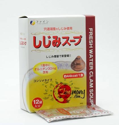 蜆湯(12餐)