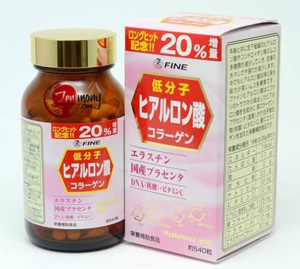 Low Molecular Weight Hyaluronic Acid