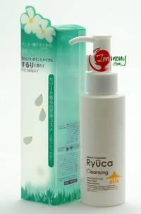 Ryuca aceite desmaquillante y limpieza de rostro_1