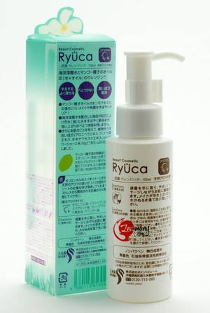 Ryuca aceite desmaquillante y limpieza de rostro