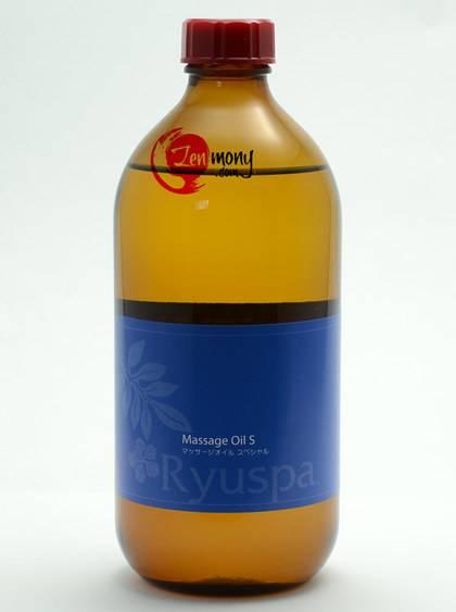 Ryuspa Massage Oil S (Special 500ml)