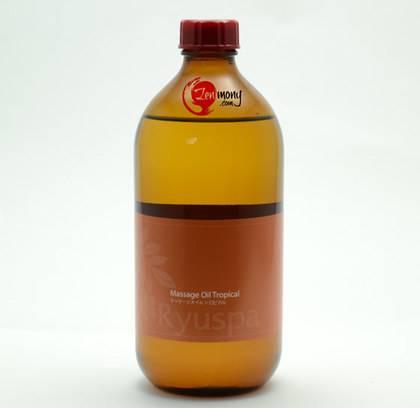 Ryuspa Massage Oil Tropical (500ml)_0