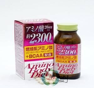 Аминокислотная диета Орихиро