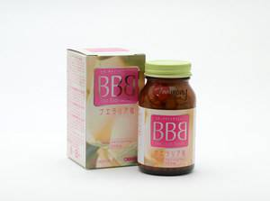Orihiro's BBB (Pueraria mirifica) in tablets