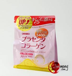 Orihiro Placenta Plus Collagen 5400mg