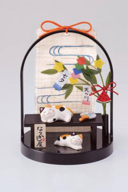 Okimono for Tanabata Festival