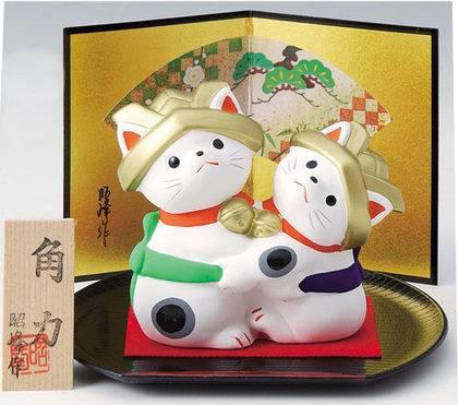 Борцы сумо - кошки