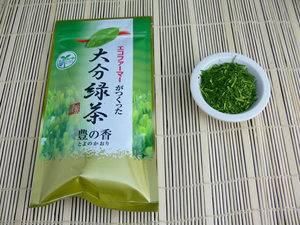 Зеленый чай из Ойта - Аромат Тойо