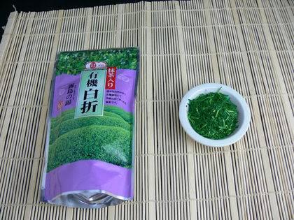 Органический зеленый чай щираоре