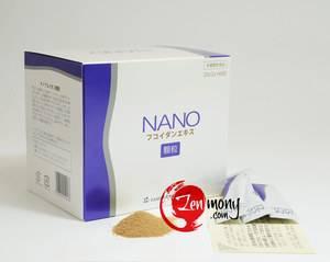 كبسولات الفوكويدان النانو (صغيرة الحجم)