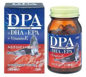 DPA+DHA+EPA Капсулы Orihiro