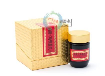 Ginseng Condensado Asiático