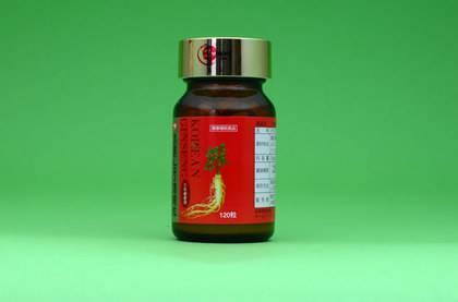 Ilhwa Ginseng Capsules (Condensed)_0