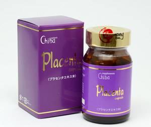 Chiba pig placenta capsules