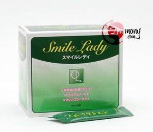 CPL Smile Lady
