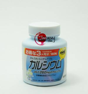 Orihiro chewable calcium