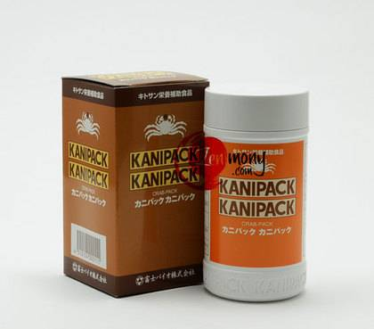 Kanipack crab supplement (280 tablets)